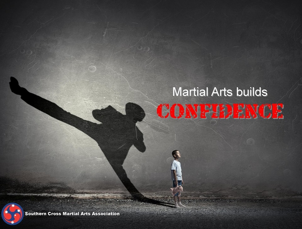 Martial arts can help kids to become the best possible version of themselves.